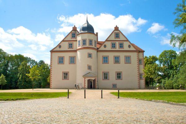 Ansicht des Schlosses in Königs Wusterhausen